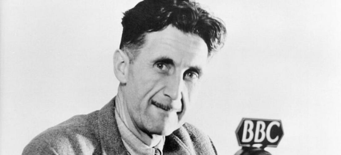Na pior, George Orwell
