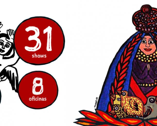 Edição virtual do XX Encontro de Culturas Tradicionais da Chapada dos Veadeiros acontece até 23/8