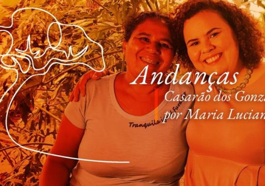 O Casarão por Maria Luciana