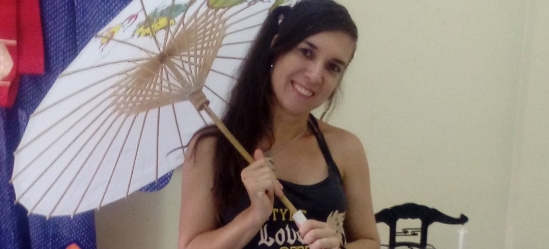 Entrevista com Valquiria Vital
