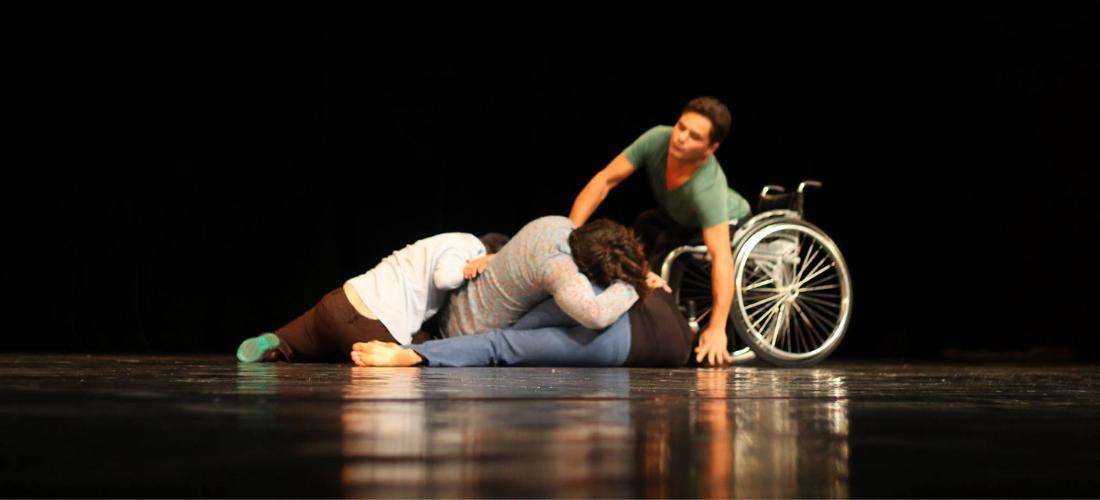 Evento Procena será realizado em outubro tematizando dança, acessibilidade e profissionalização para artistas com deficiência
