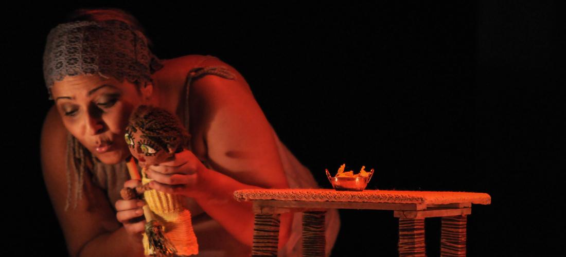 Cia de Teatro Nu Escuro oferece aulas-espetáculos gratuitas online