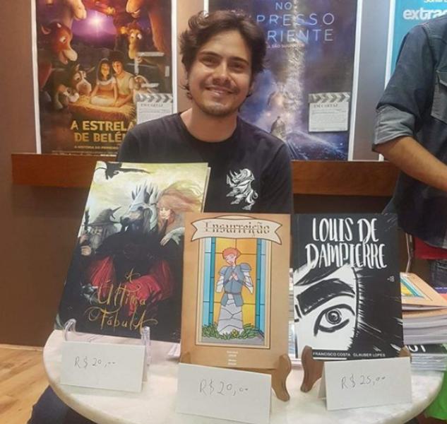Entrevista com o autor Francisco Costa