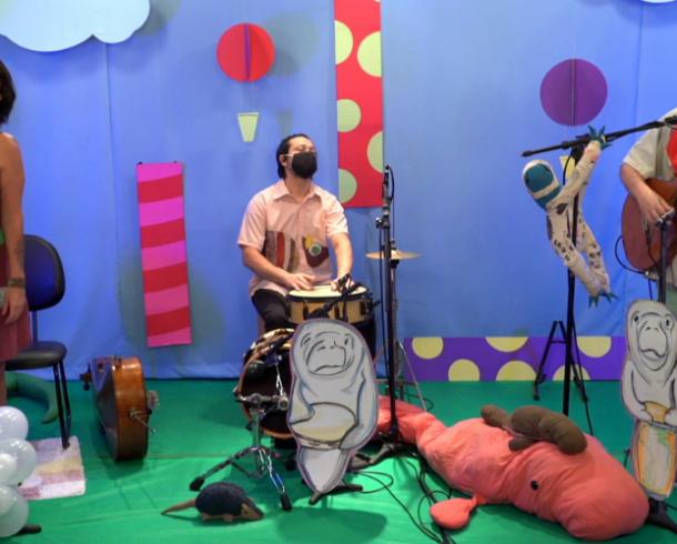 4ª edição do Festival de Música Infantil Peixe-Boi  celebra a cultura popular em formato online e grátis