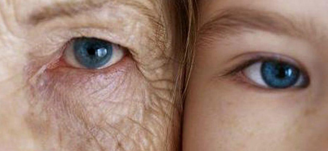 A dádiva do envelhecer