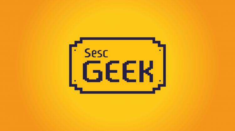 Logo do Sesc Geek