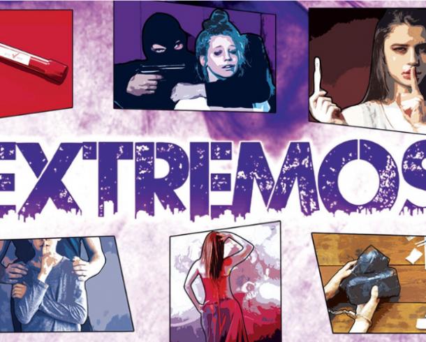 Websérie 'Extremos' tem formato inovador com atores contracenando de cidades diferentes do país