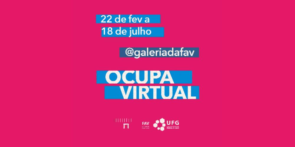 """Exposição """"Ocupa Virtual 2021"""""""