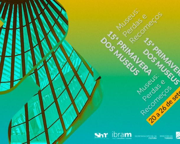 Governo de Goiás realiza programação especial na 15ª Primavera dos Museus