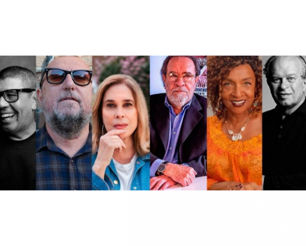 Ciclo de palestras traz a Goiânia 10 escritores brasileiros